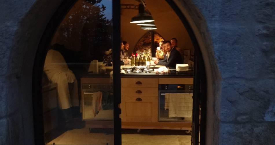 La Cuisine de Valentine aux Caves Saint Charles@La Cave de Valentine