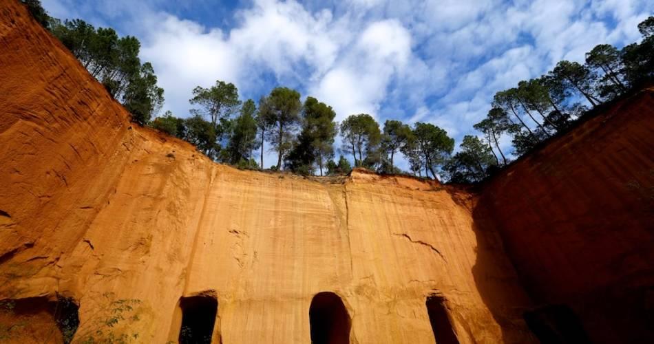Mines de Bruoux@HOCQUEL Alain - Vaucluse Provence