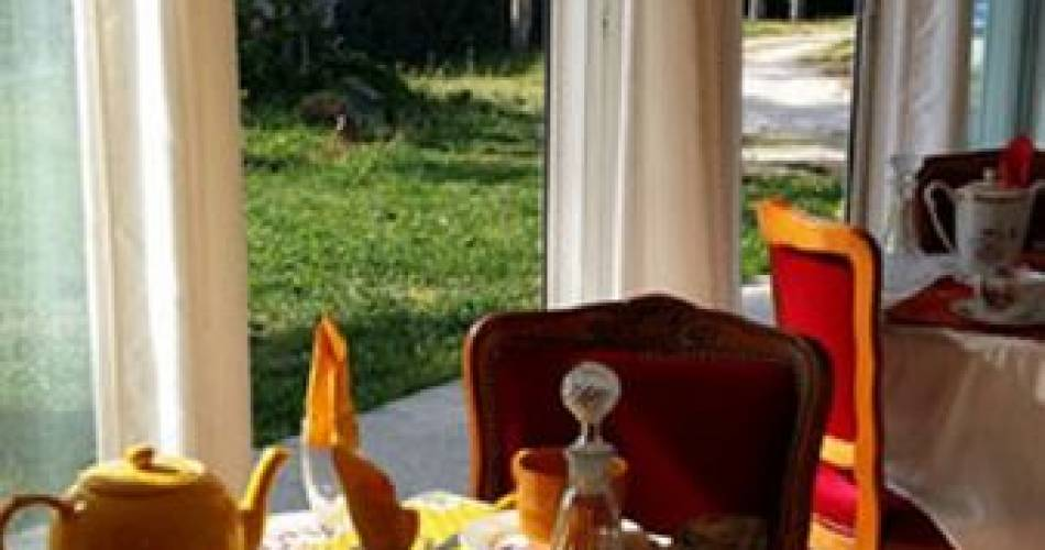 Chez Arlette - Mas de L'Écurie@Arlette-Marielle Vassas