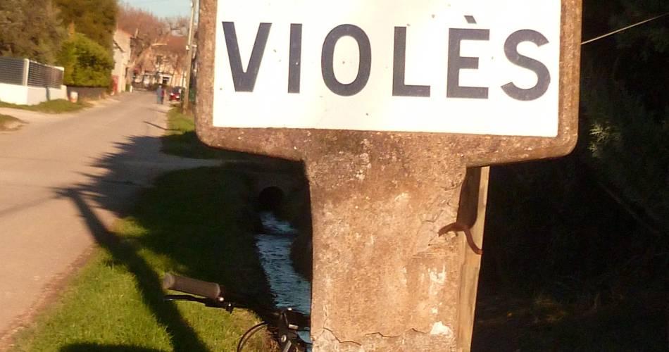 3 - From Jonquières to the Via Venaissia@Pays d'Orange Tourisme - RP