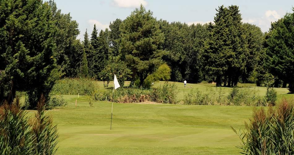 Golfplatz von Orange@Le golf d'Orange