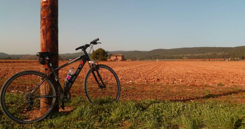 6 - from Orange to Sérignan-du-Comtat@Pays d'Orange - RP