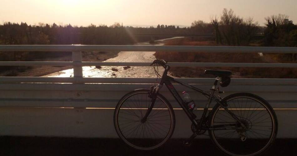 6 - from Orange to Sérignan-du-Comtat@Pays d'Orange Tourisme - RP