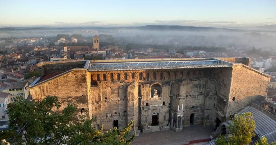 Ancient Theatre Site@Grégoire St Martin  © Office de Tourisme d'Orange
