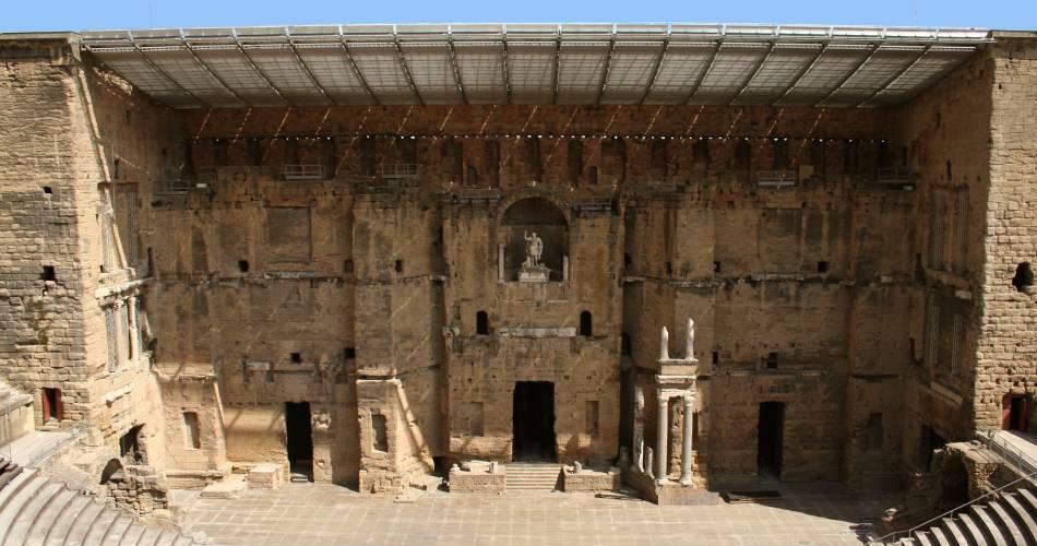 Ancient Theatre Site@Philippe Gromelle