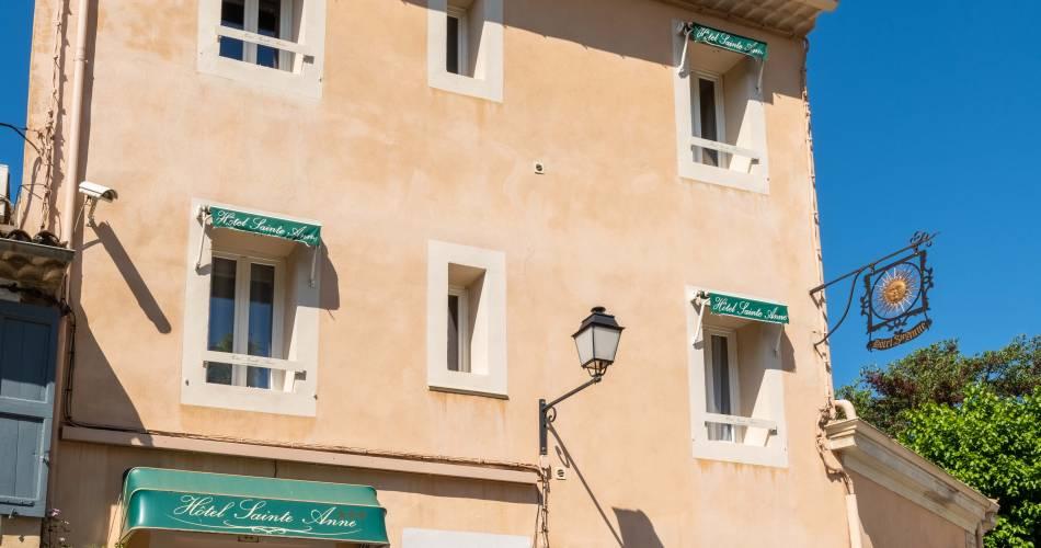 Hôtel Sainte Anne@© Florence Veron