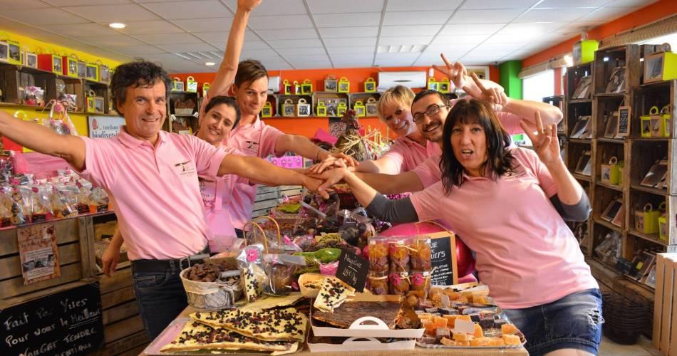 Les ateliers macarons de la Nougaterie Tolleron@Nougat Tolleron