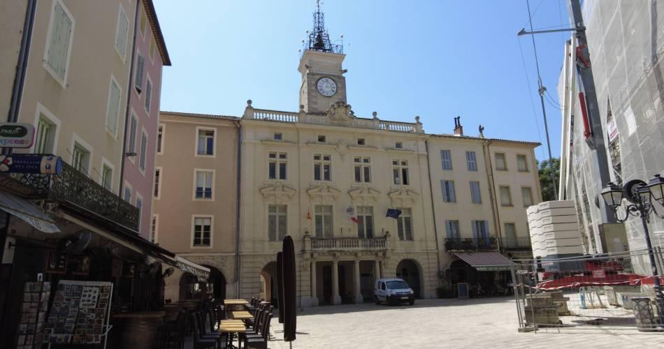 Mairie d'Orange@Jean Louis Zimmermann