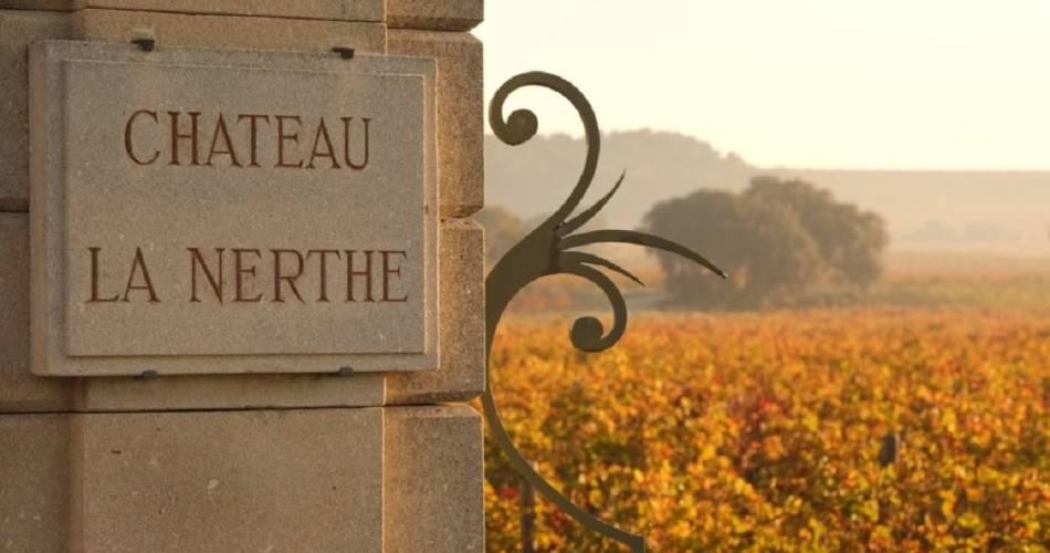 Découverte du Château la Nerthe@©Château La Nerthe