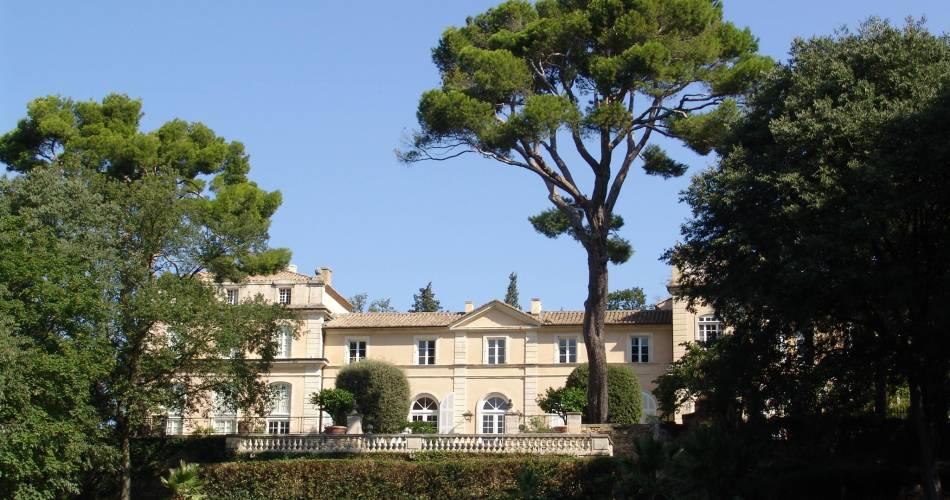 Découverte du Château la Nerthe@Château La Nerthe