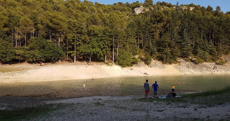 Sentier découverte autour du Lac et des collines du Paty@Coll. VPA / H. Abry