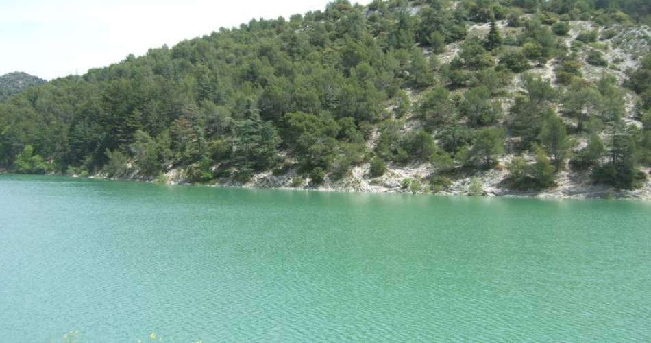 Discovery trail around the Paty lake and hills@Conseil départemental de Vaucluse