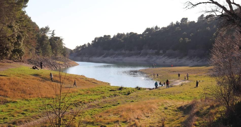 Sentier découverte autour du Lac et des collines du Paty@Coll.VPA / S. Maisonnave
