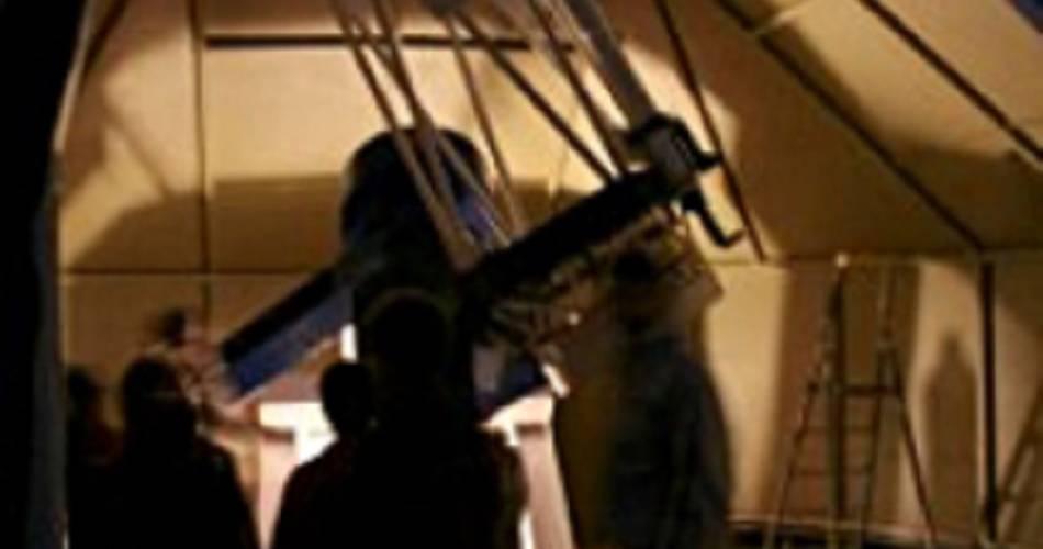 Balade nocturne - Observatoire astronomique SIRENE@Observatoire astronomique Sirene