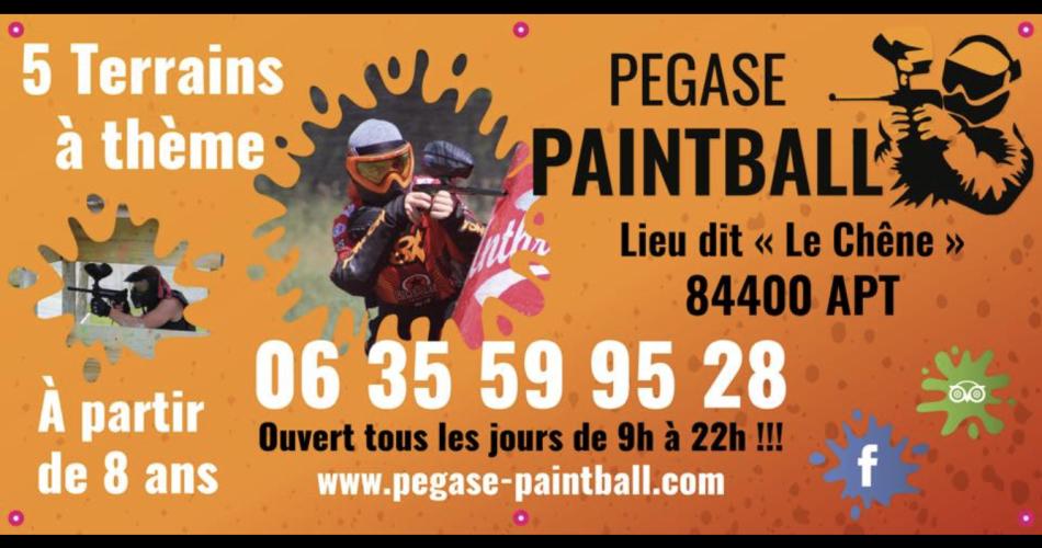 Pégase Paintball@Pégase Paintball