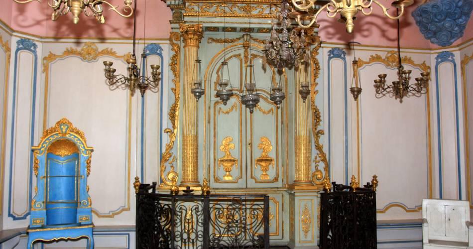 Synagogue / Musée Juif Comtadin@Coll. VPA / A. Hocquel