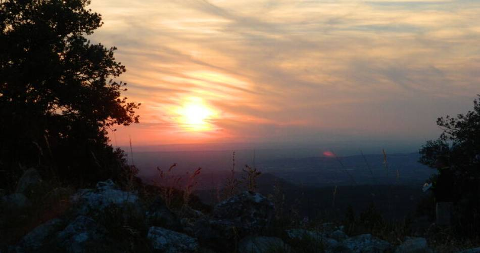 Rando coucher de soleil au Mont Ventoux - AVentoux'Rando@A'Ventoux Rando