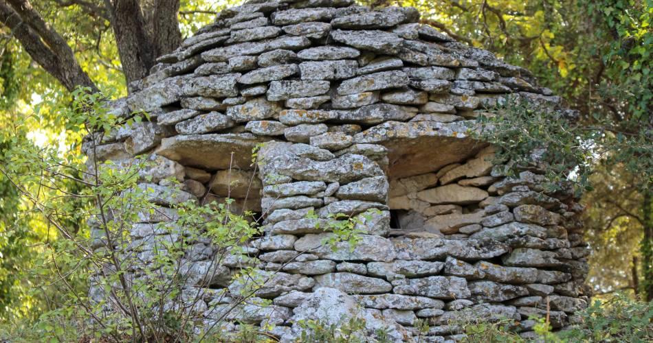 Enclos des Bories@© Office de Tourisme Pays d'Apt Luberon