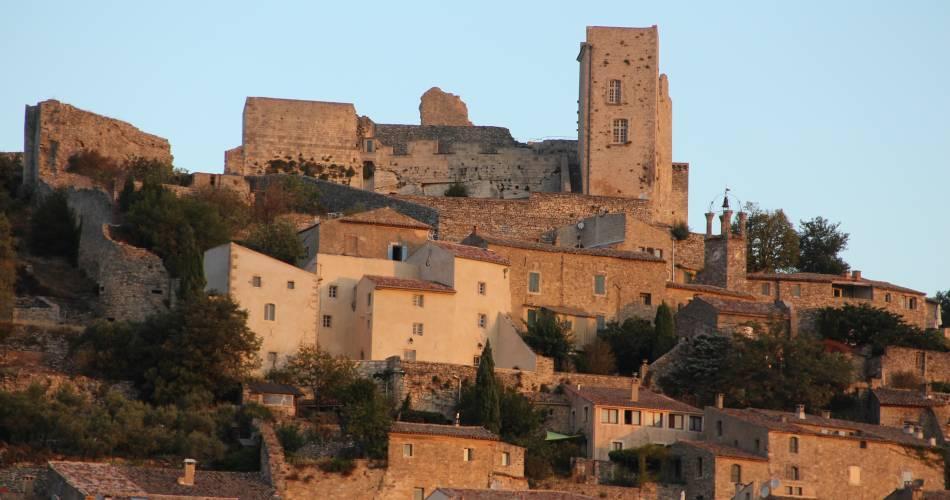 Lacoste@© Office de Tourisme Pays d'Apt Luberon