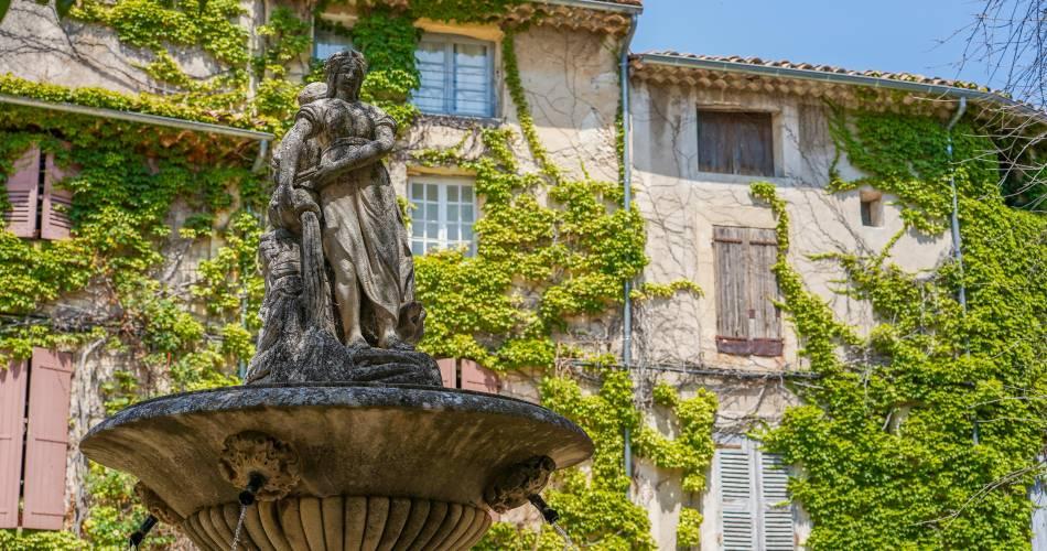 Saignon@© Office de Tourisme Pays d'Apt Luberon