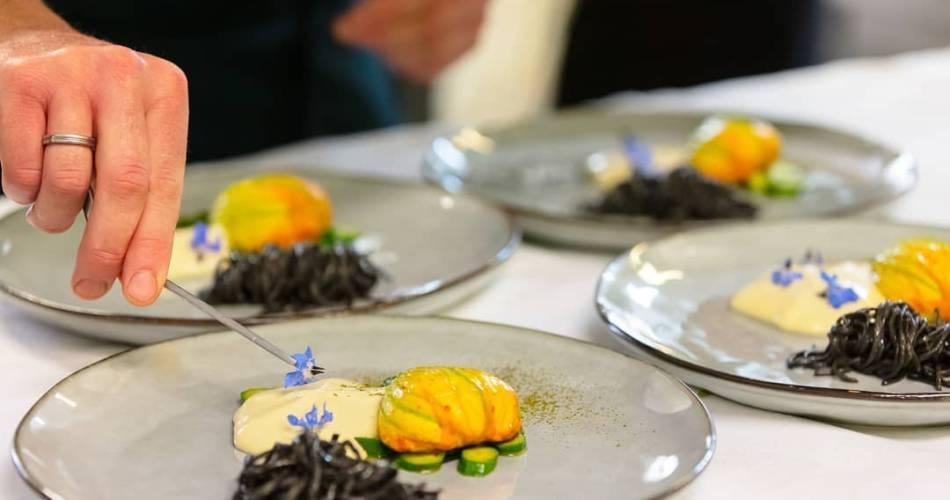 Restaurant Le C@Coll. Carcarille