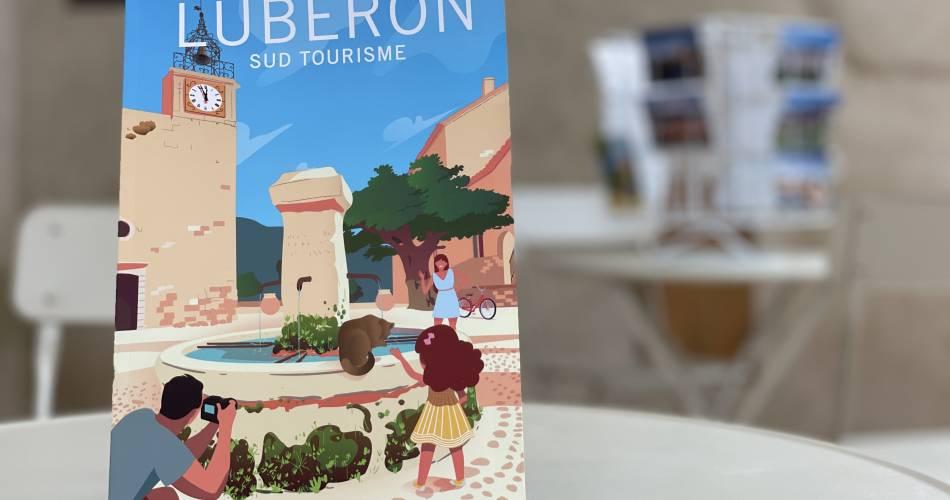 Luberon Sud Tourisme@OT LUB