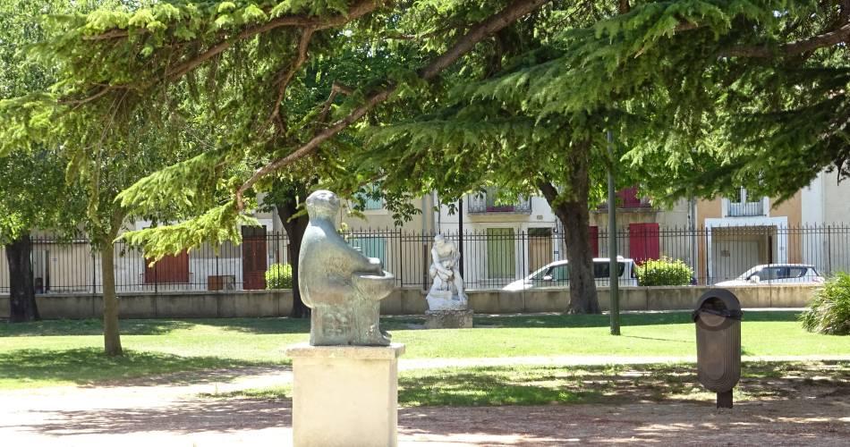 Parc Gasparin@Orange tourisme